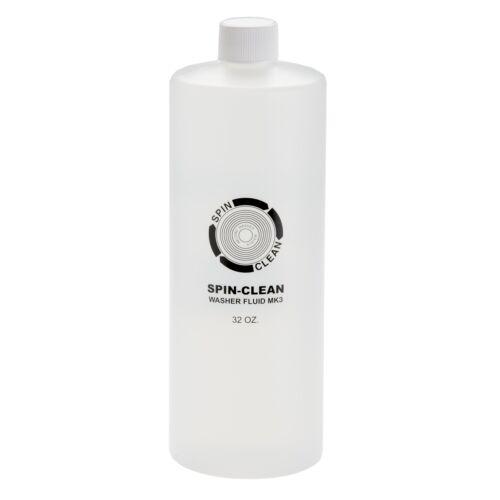 Spin Clean Vinyl Cleaner Reinigungsflüssigkeit MK3 32oz / 945ml Flasche NEU!