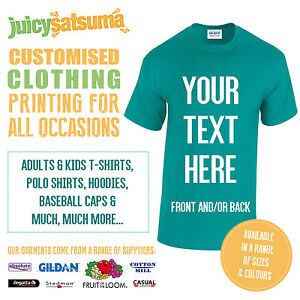Custom printed personalised t shirts design your own tee for Charity printed t shirt
