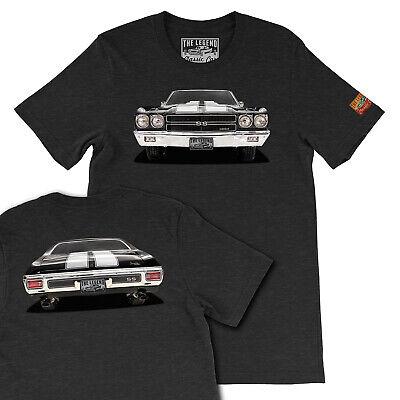 1970 Chevelle, Custom Your Vintage Car Tee, Legend Classic Car, Men's T-shirts  - 1970 Mens Clothes