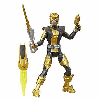 power rangers beast morphers gold ranger kid