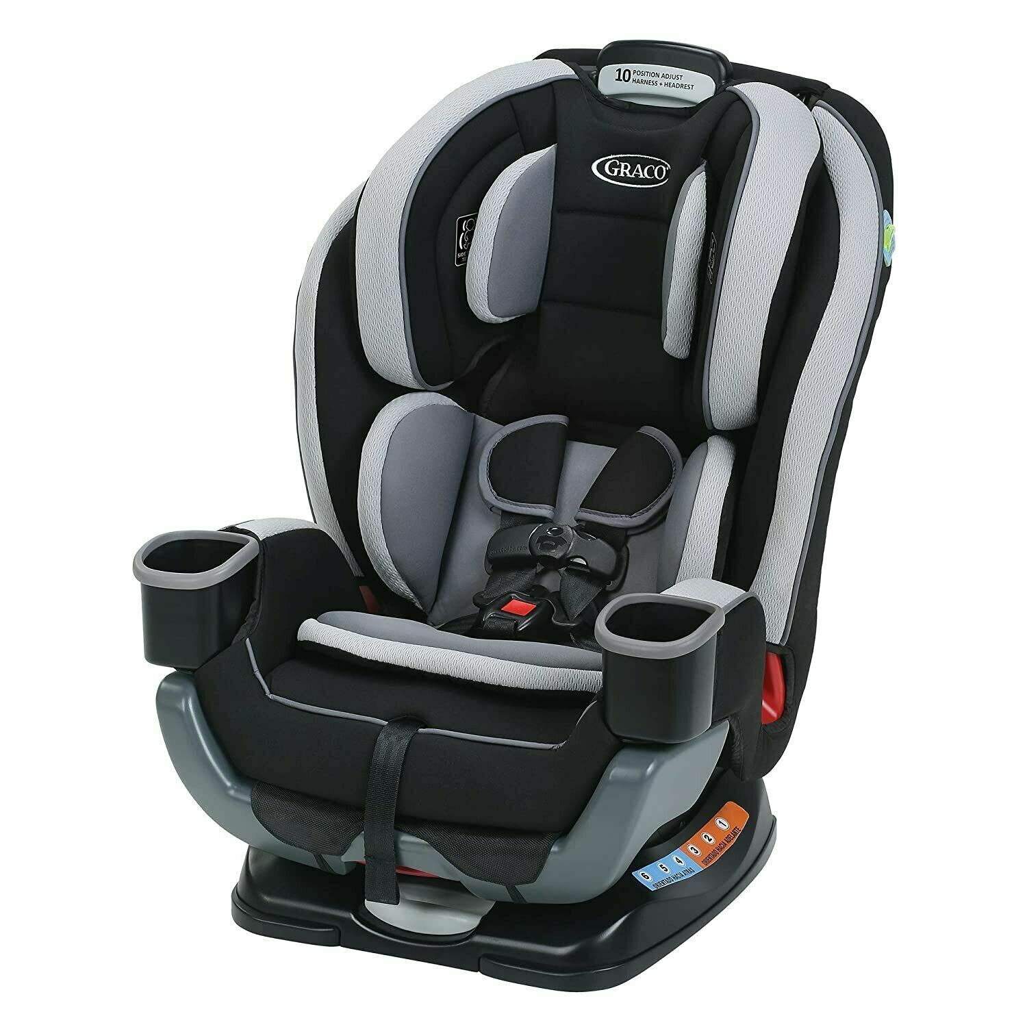 Graco Extend2Fit 3 In 1 Car Seat Ride Rear Facing Longer Garner - $199.00