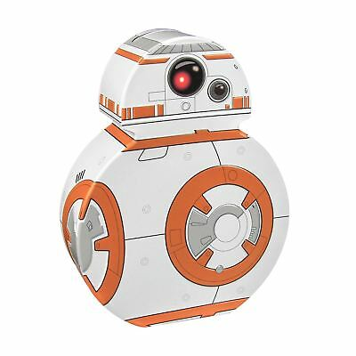 Oficial bb-8 Hucha Star Wars piggybank CON MONEDAS Activa Efectos de sonido