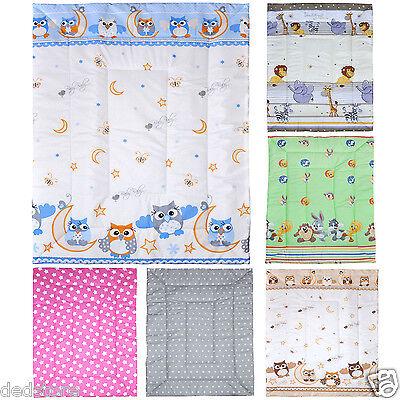 XXl Krabbeldecke, Spieldecke, Spielmatte Babydecke, 100x135 ,100% Baumwolle  Neu