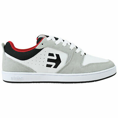 New Etnies Skateboarding Shoes - Etnies Skateboard Shoes Verano Grey/White
