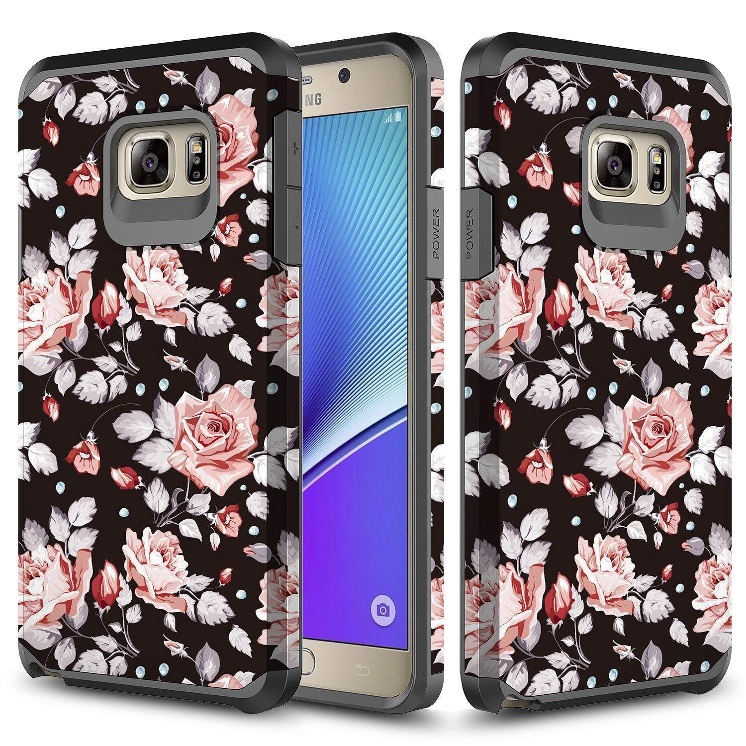 Купить RANZ - RANZ® Samsung Galaxy Note 5 Impact Dual Layer Shockproof Bumper Case