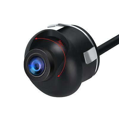 DC12V 648*488 Effektive Pixel Drehbare 360° CCD-Auto Kamera vorne/Seitenansicht - Ccd-auto-kamera