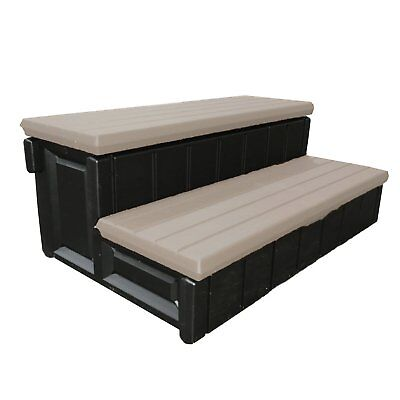 - Leisure Accents Spa Step w/ Storage Compartment - 36