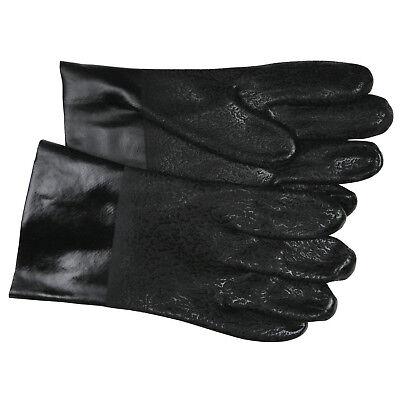 1 Dozen Memphis Double Dip Sandy Pvc Work Gloves Large