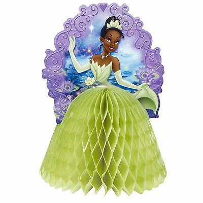 Disney The Princess and the Frog Tiana Centerpiece Hallmark Party Supplies New](Princess Tiana Party)