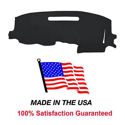 1999-2005 Pontiac Grand AM Dash Cover Black Carpet PO100-5 Made in the USA