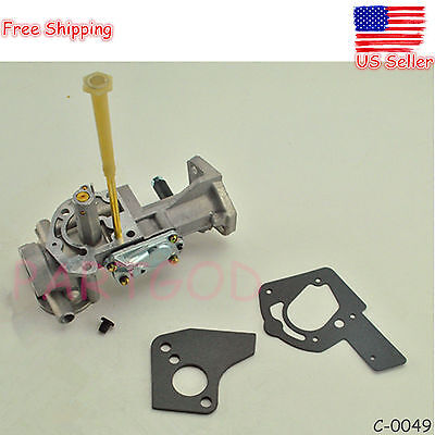 CARBURETOR Carb Replaces for 498298 Briggs & Stratton 5hp 5 hp 4 Cycle Engines