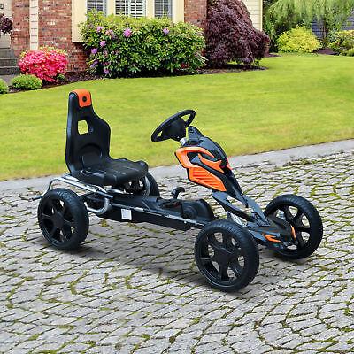 Outdoor Toy Gift w/Hand Brake Pedal Go Kart Ride-on Kids Car Racer Bike for sale  Wilsonville