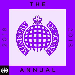 THE ANNUAL 2018 MINISTRY OF SOUND 3 CD SET VARIOUS ARTISTS (New Release 2017)