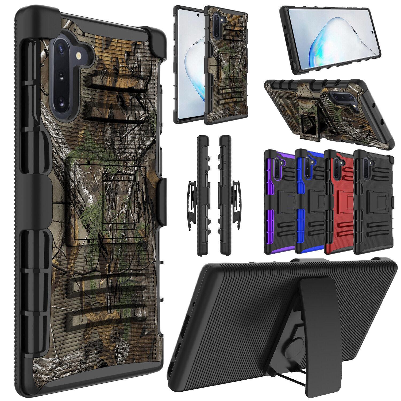 For Samsung Galaxy S20 Ultra Note 10 Plus/S10+ Case Kickstan