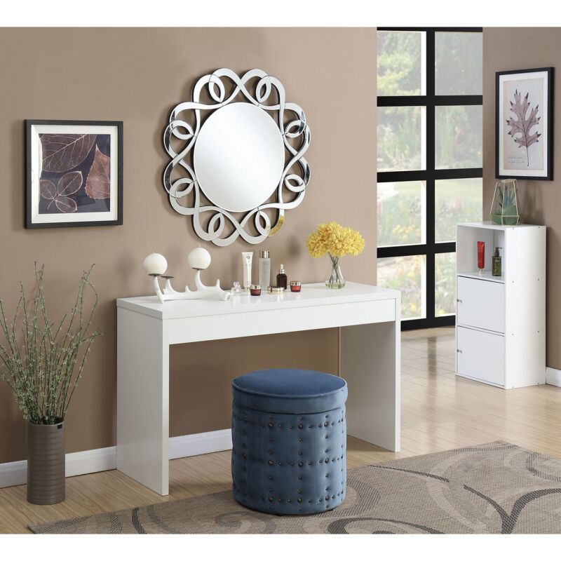 Northfield Hall Console Table White