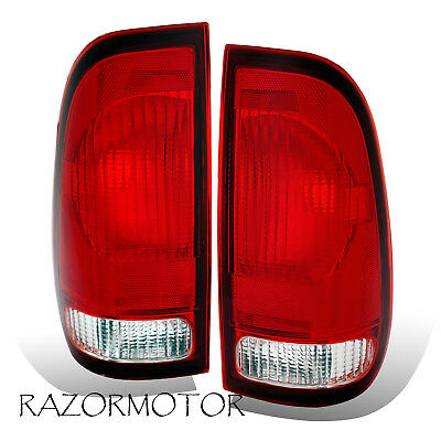 1997-2003 Replacement Tail Light For Ford F150 / 99-07 F250, F350 SuperDuty Pair