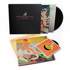 Fleetwood-Mac-1969-1972-Limited-Edition-4-x-Vinyl-LP-7-Box-Set-NEW