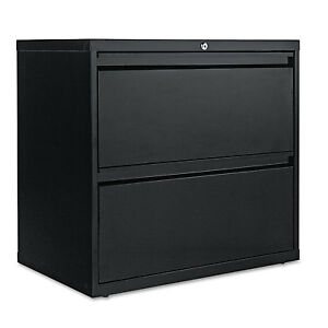 Elegant Alera Two Drawer Lateral File Cabinet, 30w X 19 1/4d X