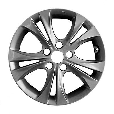- Aftermarket Replacement Alloy Wheel Rim 17x6.5, 5 Lugs ALY70803U20N 529103Q250