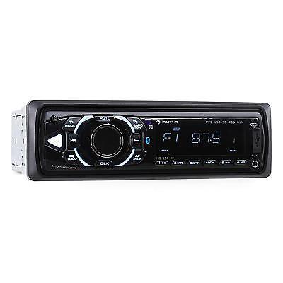 Autoradio Bluetooth freisprechen Mp3 Spieler USB & SD-Slot RDS Radio Tuner 4x75W