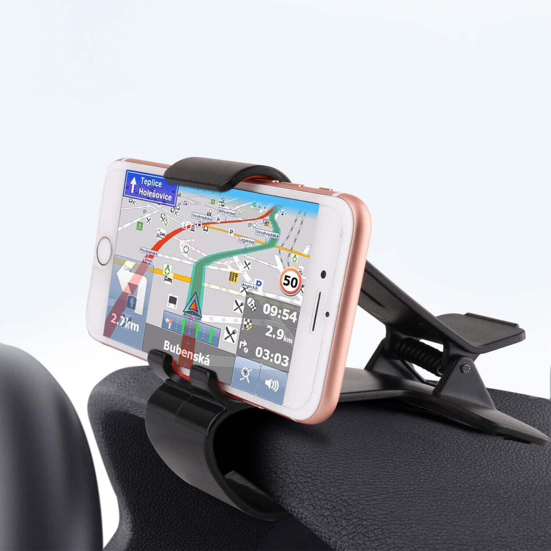 Universal Car Dashboard Mount Holder Stand Cradle Clip Desig