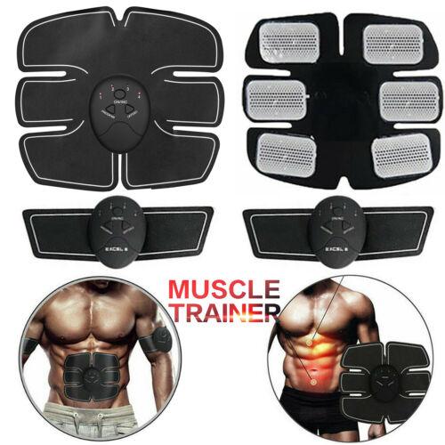 Electric Muscle Toner Machine Toning Belt ABS Simulation Fat Burner Belly Shaper