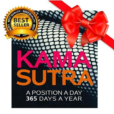 Sex Position Book Every Day 365 Positions Couples Playtime Paperback Karma Sutra