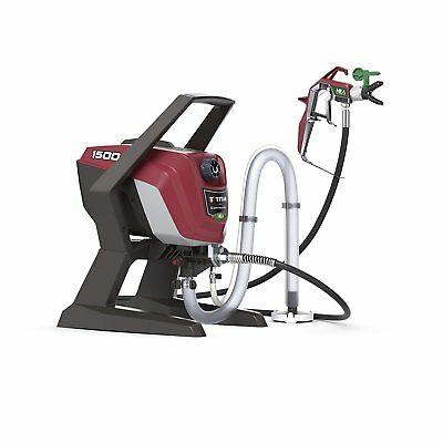 Titan Controlmax 1500 High Efficiency Airless Paint Sprayer 0580005