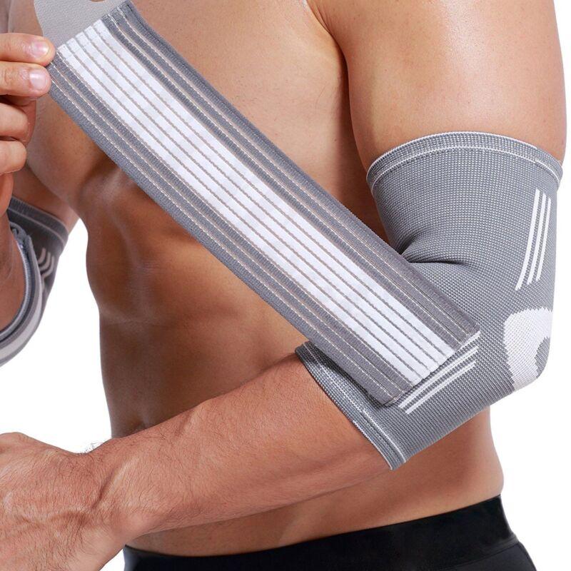 Ellbogen Bandage Ellenbogenbandage Tennisbandage Tennis Armbandage Sportbandage