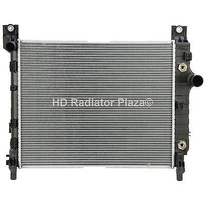 Radiator For 00-03 Durango 00-04 Dakota 2.5L 3.9L 4.7L 5.2L 5.9L L4 V6 V8 New