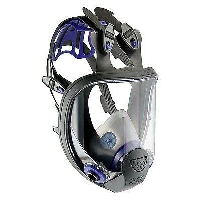 3m Ff-403 Ultimate Fx Full Facepiece Reusable Respirator Large Free Us Ship