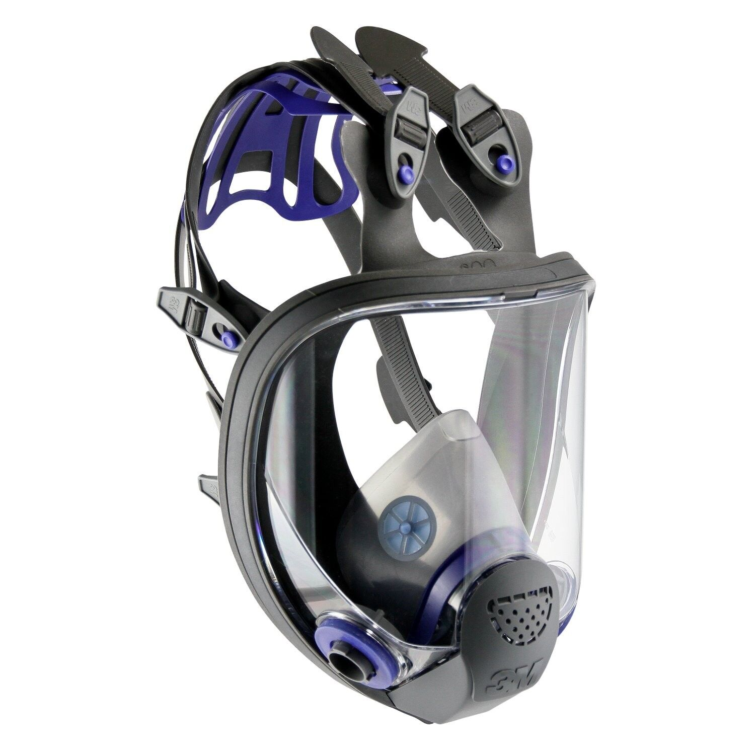 3M FF-403 Ultimate FX Full Facepiece Reusable Respirator, Large, *Free US Ship* Business & Industrial