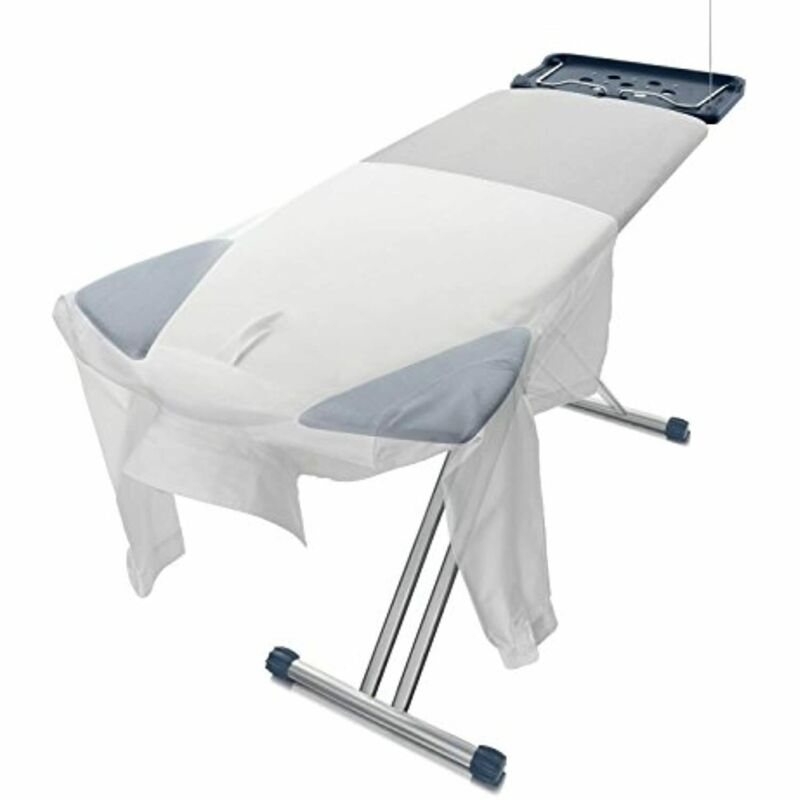Parker & Company - The Pro Board, Extra Wide Ironing Board w/Unique Folding