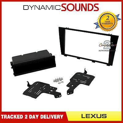 Single or Double Din Car Stereo Radio Facia Fascia Panel for Lexus IS200 2001-04