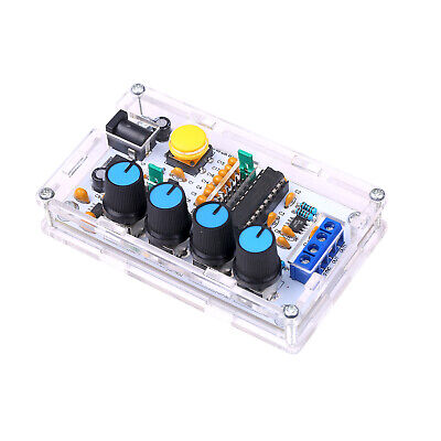 Max038 Signal Generator Diy Kit 1hz20mhz Function Generator High-speed