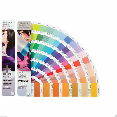 Pantone Formula Guide Solid Coated Solid Uncoated Gp1601n 2018 Edition D1