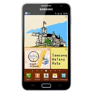 Samsung Galaxy Note carbon blue N7000