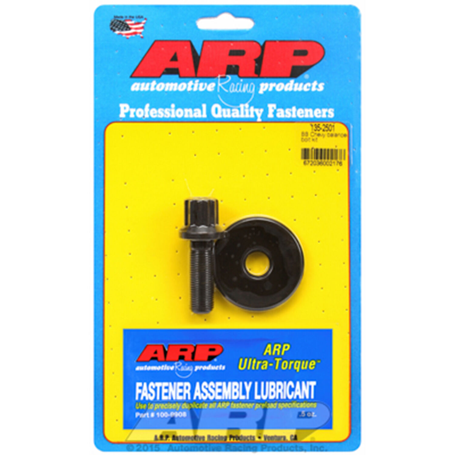 ARP 135-2501 BBC BIG BLOCK CHEVY HARMONIC BALANCER BOLT