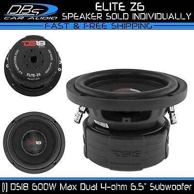 - DS18 Elite Z6 6.5