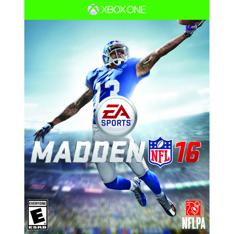 Madden NFL 16 Xbox One 73381