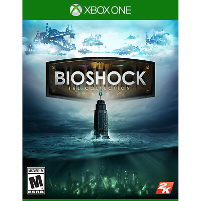 Bioshock: The Collection Xbox One [Factory Refurbished]