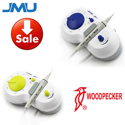 Original Woodpecker Dental Ultrasonic Scaler Dte-d1 Handpiece Satelec Usa Seller