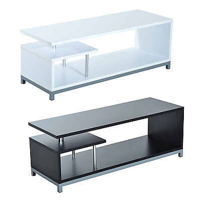 45  Tv Stand Media Console Entertainment Center Furniture Storage Wood Cabinet