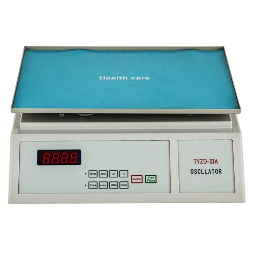 Mophorn TYZD-IIIA Digital Lab Oscillator Orbital Rotator Shaker