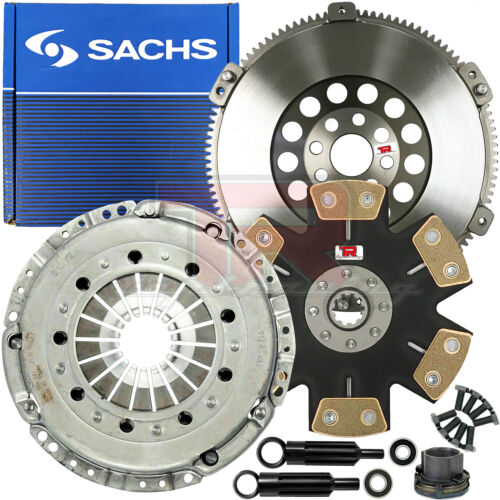 SACHS-TRP STAGE 5 PERFORMANCE CLUTCH KIT+FLYWHEEL For BMW M3 Z3 M COUPE ROADSTER