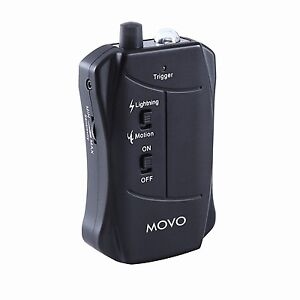 Movo-Photo-LC100-N-Lightning-Fireworks-Motion-Trigger-for-Nikon-DSLR-Cameras-NEW