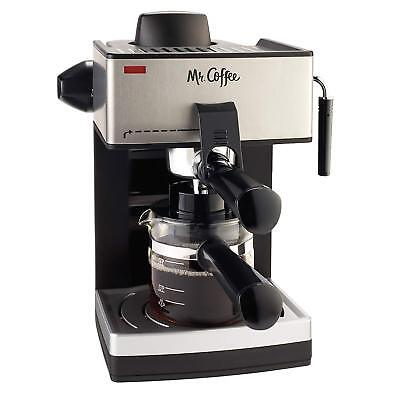 Well-informed in Espresso Machine Cappuccino Expresso Latte Coffee Maker Steam Frothing NEW