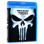 The Punisher Blu Ray
