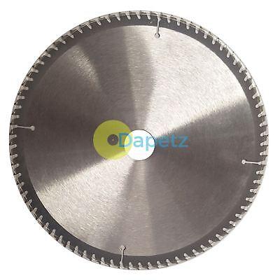250mm TCT alluminio lama seghettata circolare Panca Rip 25.4Cm FORO 30mm 25mm
