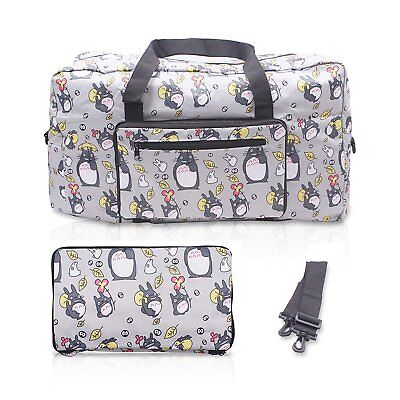 Finex My Neighbor Totoro Foldable Easy-to-carry Travel Bag For Airplanes Luggage - $23.99